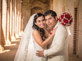 La boda de Johana y Saúl 1