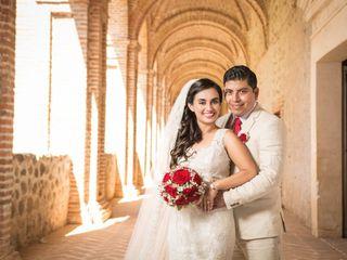 La boda de Johana y Saúl 2