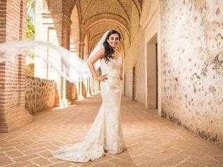 La boda de Johana y Saúl 3