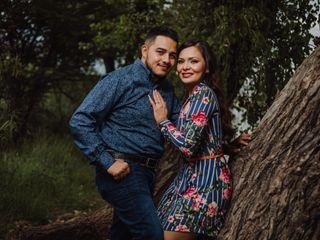 La boda de Karina y Fabian 1