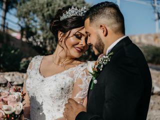 La boda de Karina y Fabian