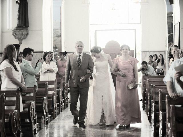 La boda de Christian y Araceli en Puerto Vallarta, Jalisco 19