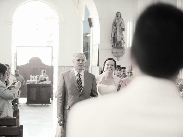 La boda de Christian y Araceli en Puerto Vallarta, Jalisco 20
