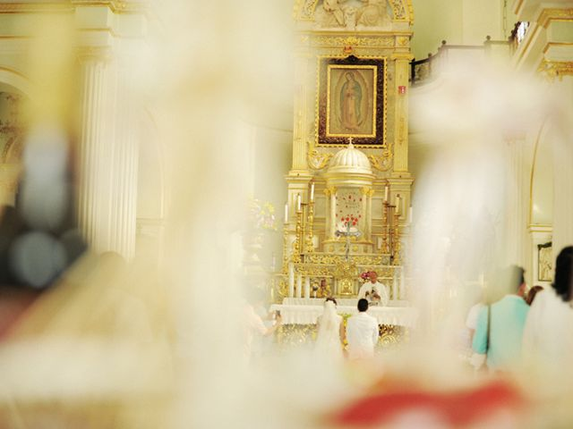 La boda de Christian y Araceli en Puerto Vallarta, Jalisco 22