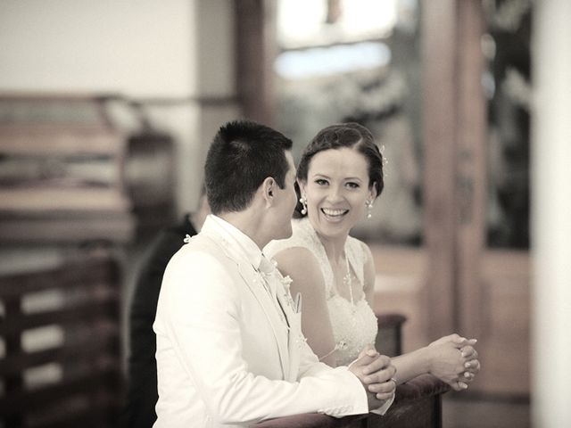 La boda de Christian y Araceli en Puerto Vallarta, Jalisco 27