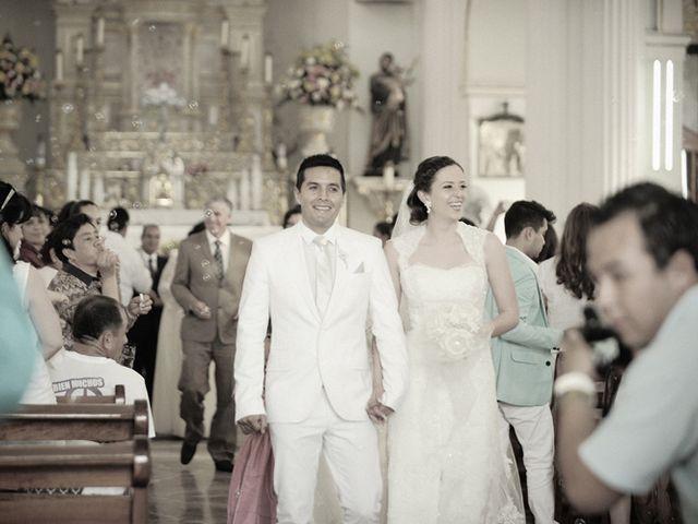 La boda de Christian y Araceli en Puerto Vallarta, Jalisco 29
