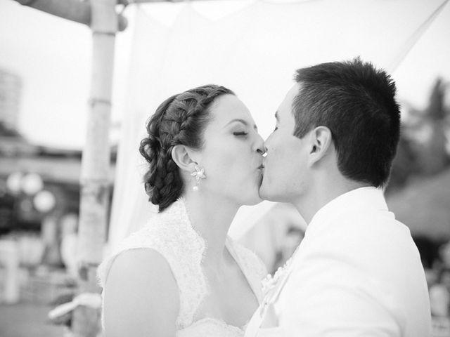 La boda de Christian y Araceli en Puerto Vallarta, Jalisco 32