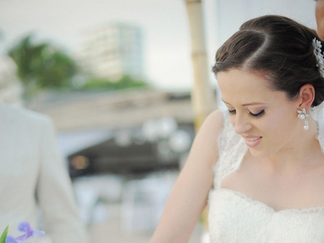 La boda de Christian y Araceli en Puerto Vallarta, Jalisco 37