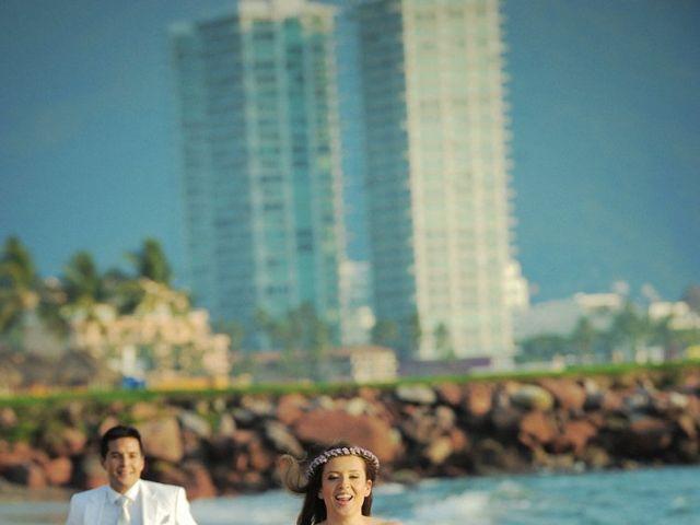 La boda de Christian y Araceli en Puerto Vallarta, Jalisco 53