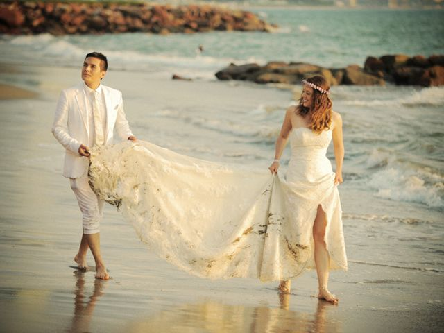 La boda de Christian y Araceli en Puerto Vallarta, Jalisco 60