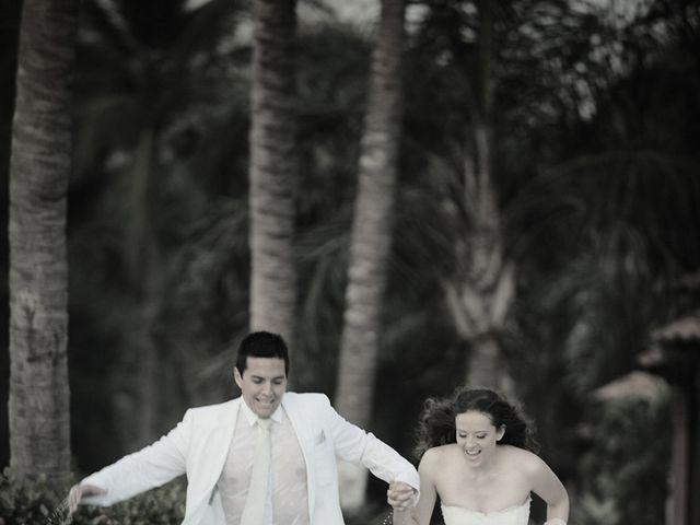 La boda de Christian y Araceli en Puerto Vallarta, Jalisco 68