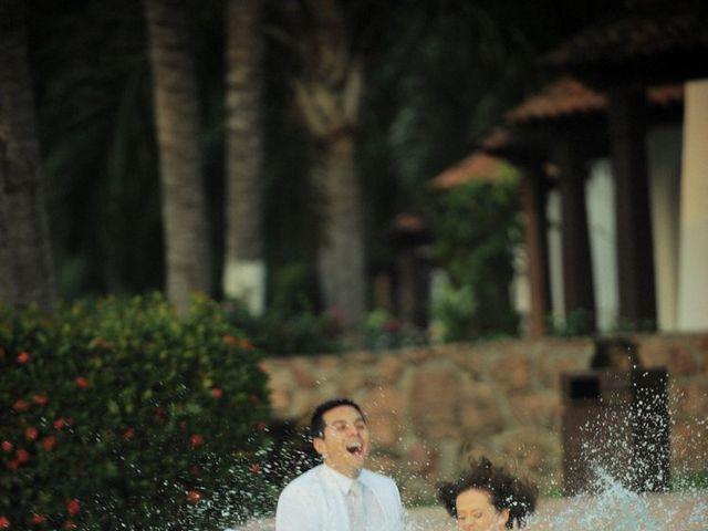La boda de Christian y Araceli en Puerto Vallarta, Jalisco 70