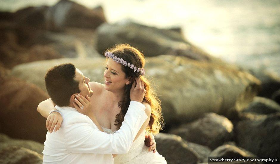 La boda de Christian y Araceli en Puerto Vallarta, Jalisco