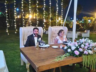 La boda de Mafer y Luis David 1