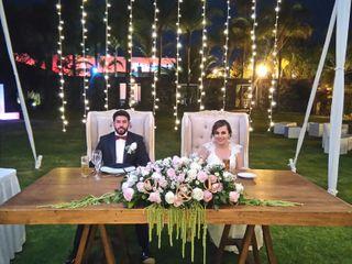 La boda de Mafer y Luis David 2