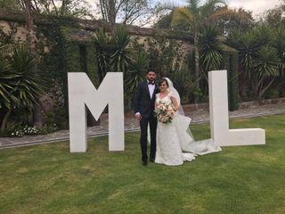 La boda de Mafer y Luis David