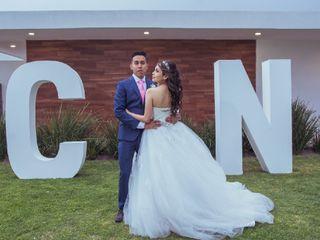 La boda de Nancy y César