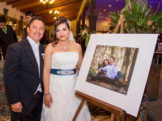 La boda de Janette y Adrián 1