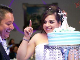 La boda de Janette y Adrián