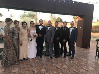 La boda de Andrea Lara y David Perez 1