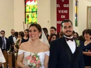 La boda de Andrea Lara y David Perez 2