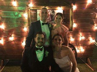 La boda de Andrea Lara y David Perez 3