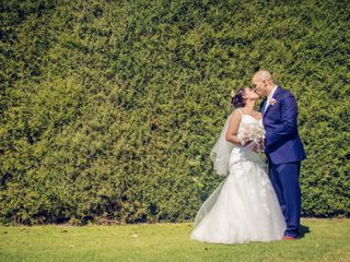 La boda de Anita y David