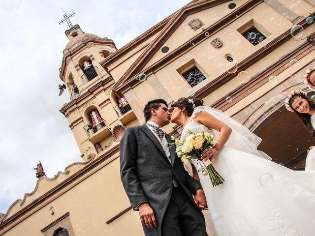 La boda de Karina y Eric