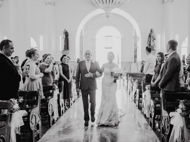 La boda de Gaby y Joe