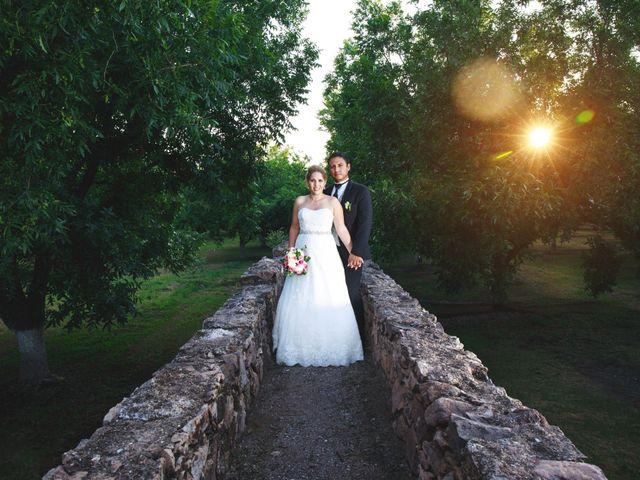 La boda de Cinthia y Christian