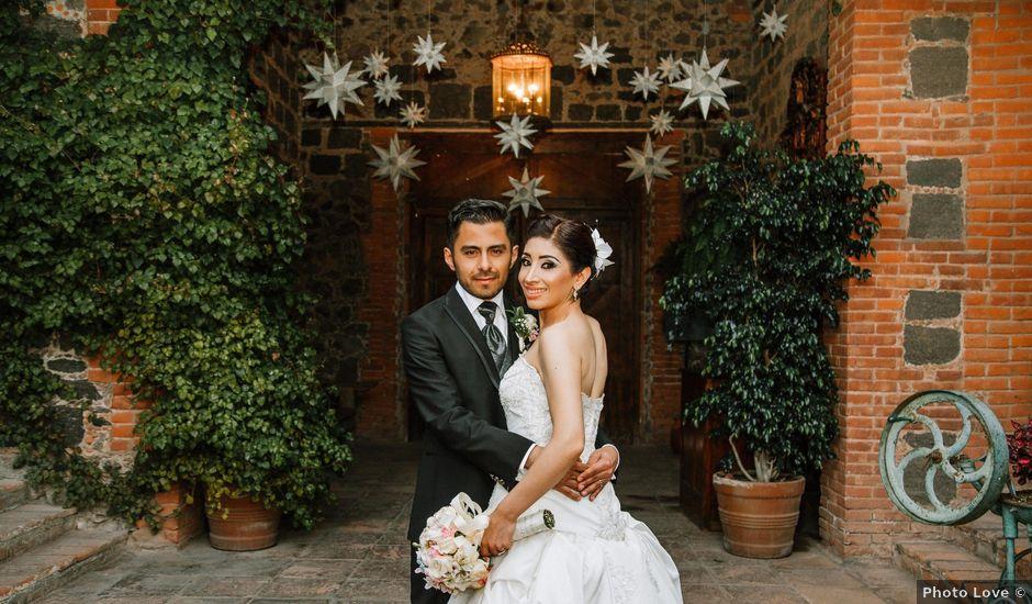 La boda de Ramón y Ana en Zempoala, Hidalgo
