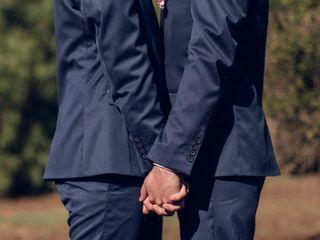 La boda de Carlos y Raul 2