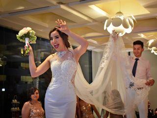La boda de Eunice y Ricardo  2