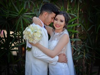 La boda de Eunice y Ricardo  3