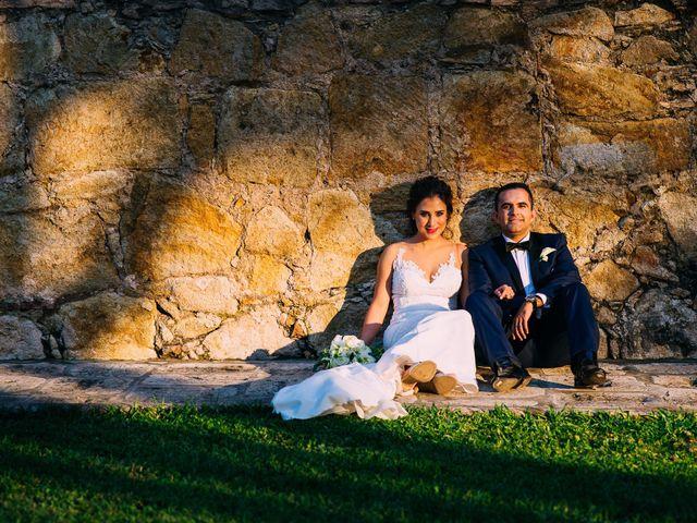 La boda de Ariana y Isidro
