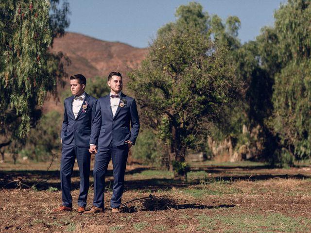La boda de Raul y Carlos en Rosarito, Baja California 1