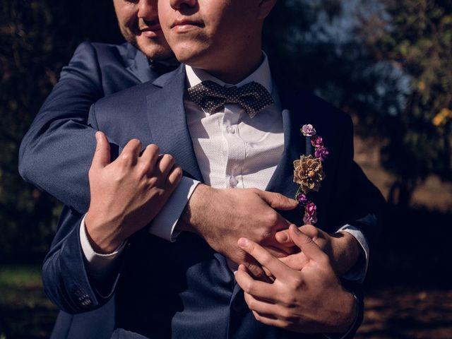 La boda de Raul y Carlos en Rosarito, Baja California 3