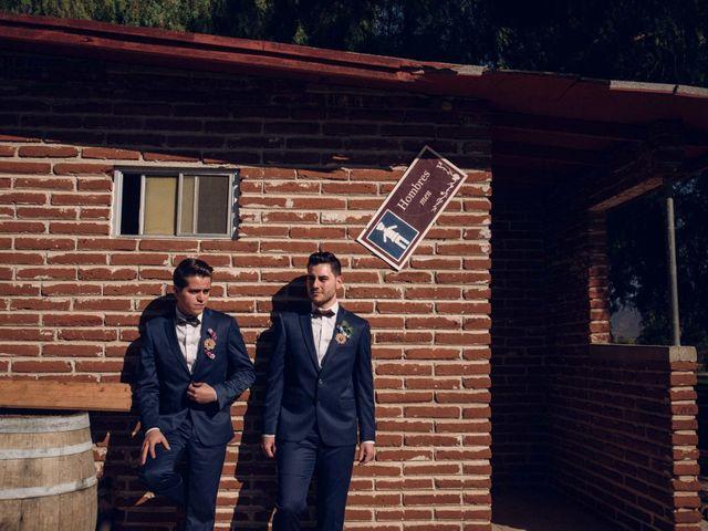La boda de Raul y Carlos en Rosarito, Baja California 5