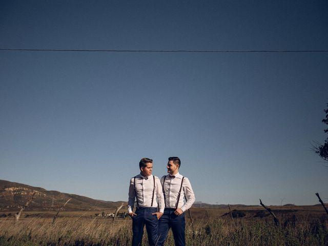 La boda de Raul y Carlos en Rosarito, Baja California 11