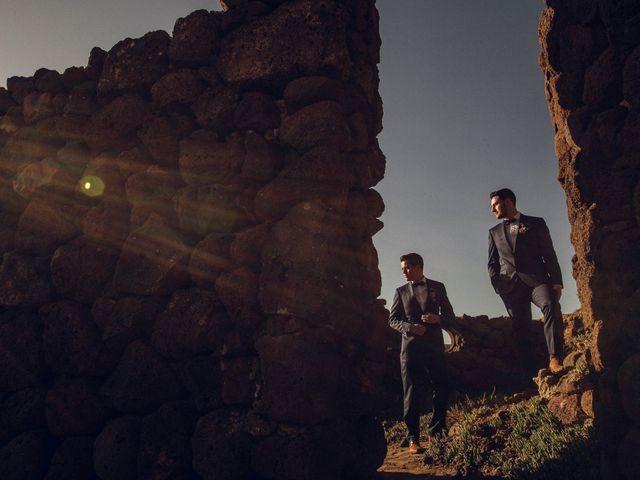La boda de Raul y Carlos en Rosarito, Baja California 16