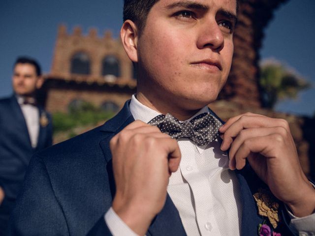La boda de Raul y Carlos en Rosarito, Baja California 17