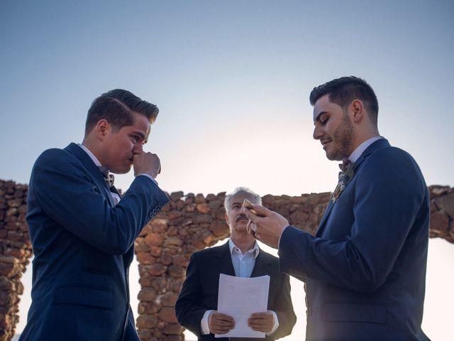 La boda de Raul y Carlos en Rosarito, Baja California 22