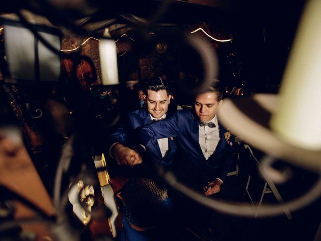 La boda de Raul y Carlos en Rosarito, Baja California 28