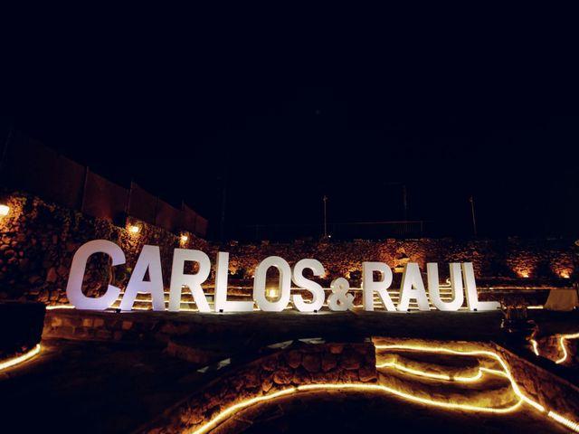 La boda de Raul y Carlos en Rosarito, Baja California 29