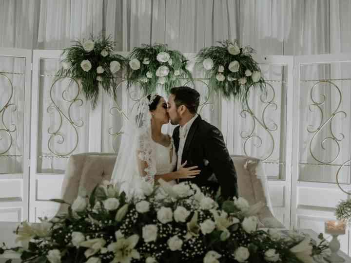 La boda de Denisse y Juan Pablo