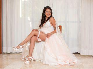 La boda de Daniela y Fernando 2