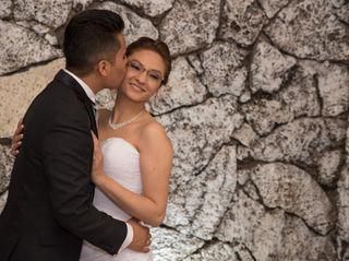 La boda de Leslie y Cristian 1