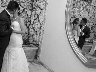 La boda de Leslie y Cristian 2