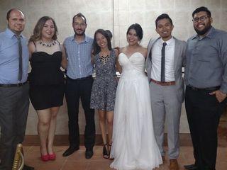 La boda de Zyanya y Ángel 3