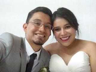 La boda de Zyanya y Ángel